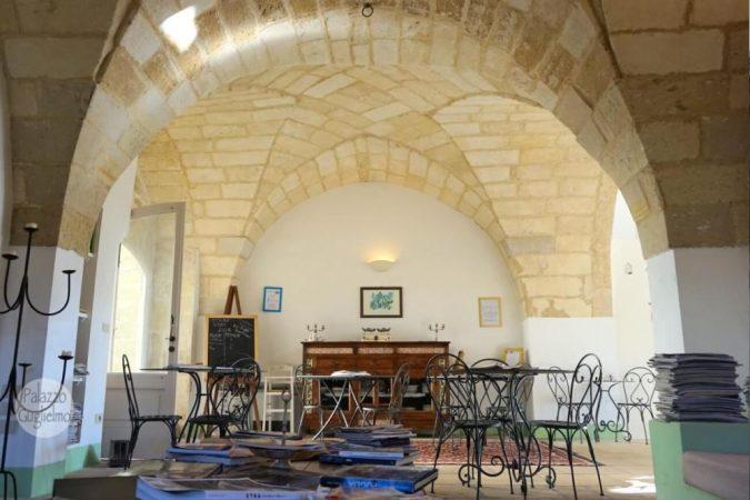 Palazzo Guglielmo Breakfast room (4)