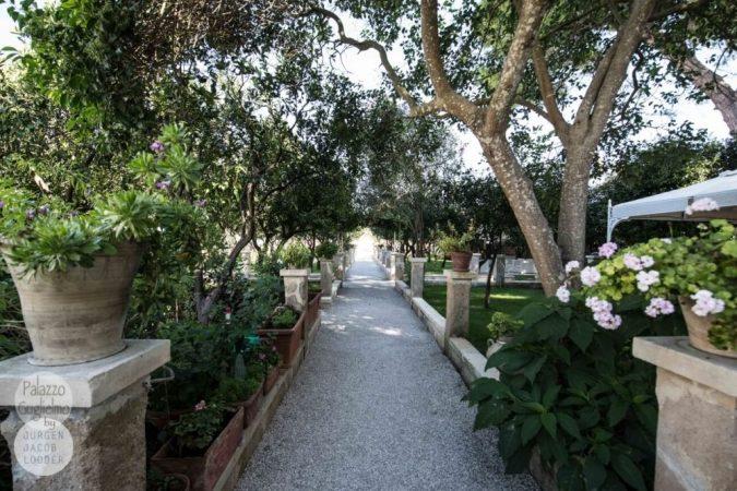 Palazzo Guglielmo garden (2)